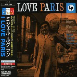 I Love Paris (Japan Import)