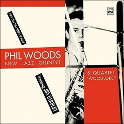 New Jazz Quintet and Quartet: Encores + Woodlore