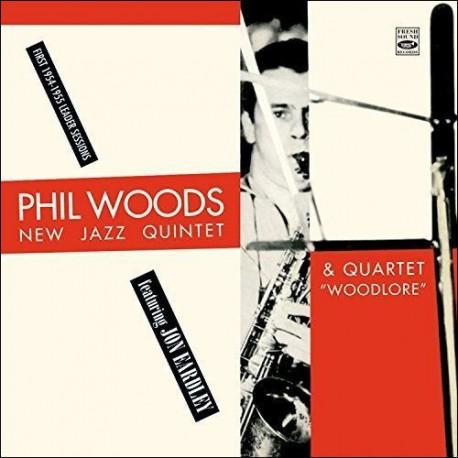 New Jazz Quintet and Quartet: Encores + Woodlore