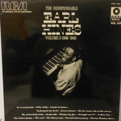 The Indispensable Ear Hines 1940 - 1942 Vol. 3