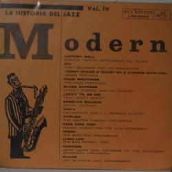 La Historia del Jazz Vol. IV: Jazz Moderno