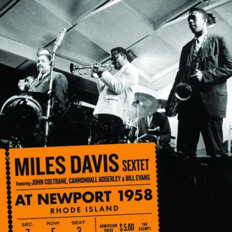 Miles Davis Sextet at Newport 1958 + 5 Bonus
