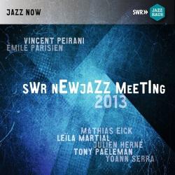 SWR New Jazz Meeting 2013