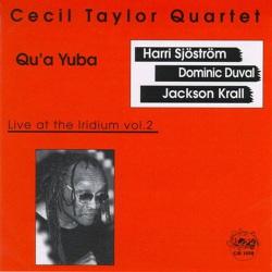 Qu`a Yuba - Live at The Iridium - Vol. 2