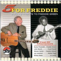 5 for Freddie: Tribute to Freddie Green