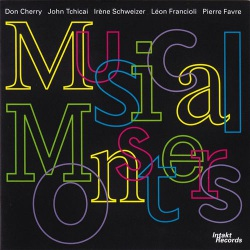 Musical Monsters (w/ Tchicai, Schweizer, Francoli,