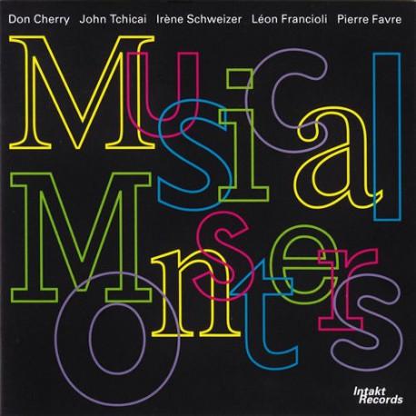 Musical Monsters (w/ Tchicai, Schweizer, Francoli,