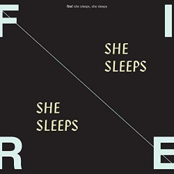 She Sleeps - She Sleeps (LP)