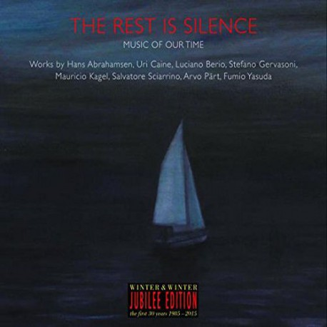 The Rest Is Silence: Music of Our Time