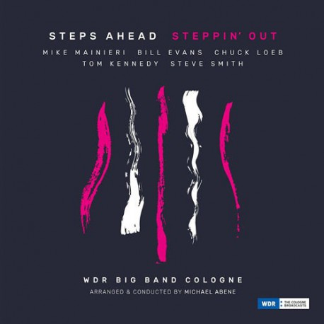 Steppin` Out - Gatefold LP