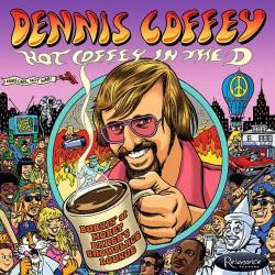 Hot Coffey in the D - Burnin` at Morey Baker`s