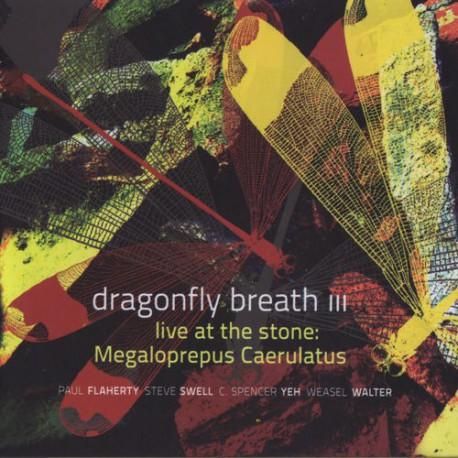 Live at th Stone: Megaloprepus Caerutalus