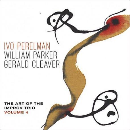 The Art of The Improv Trio - Vol. 4