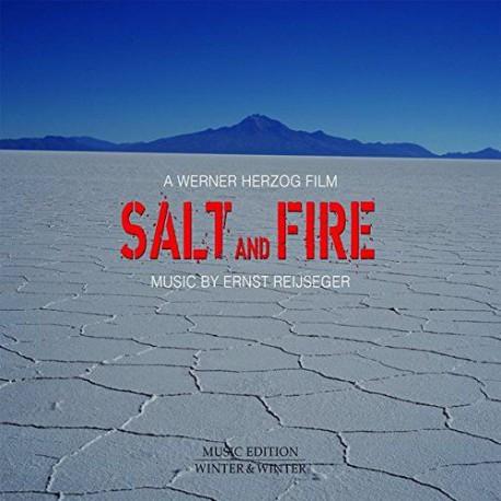 Werner Herzog´s Salt and Fire Soundtrack