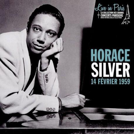Live in Paris, 14th February 1959