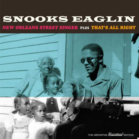 New Orleans Street Singer + That´s All Right
