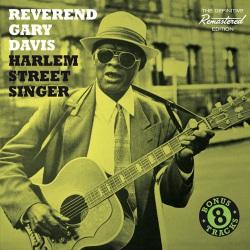 Harlem Street Singer + 8 Bonus Tracks
