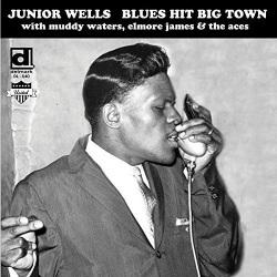 Blues Hit Big Town (LP)