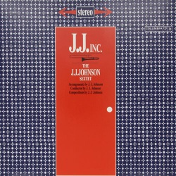 J.J. Inc - The J.J. Johnson Sextet - 180 Gram