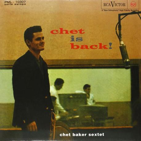 Chet Is Back - 180 Gram