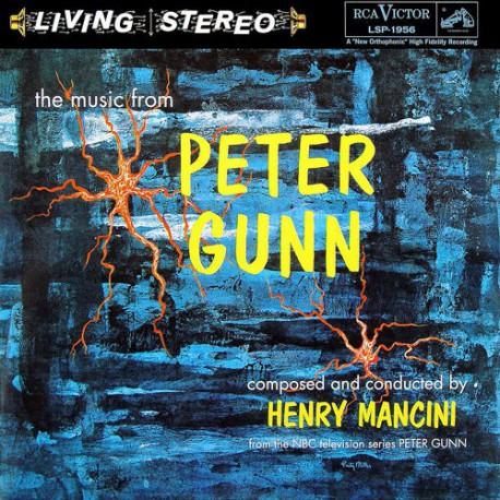 The Music From Peter Gunn - 180 Gram
