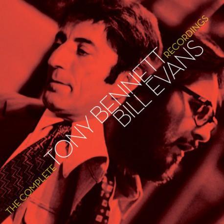 The Complete Tony Bennett - Bill Evans Recordings