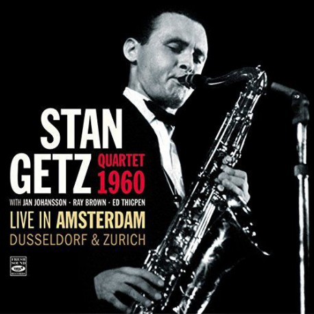 Live in Amsterdam, Dusseldorf and Zurich 1960