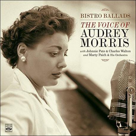 Bistro Ballads: The Voice of Audrey Morris