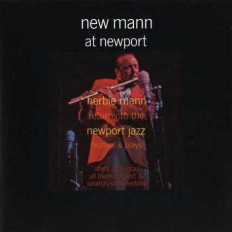 New Mann at Newport