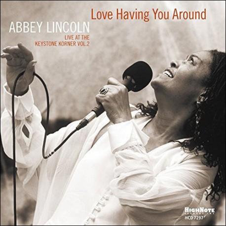 Love Having You Around: Live at Keystone Korner 2