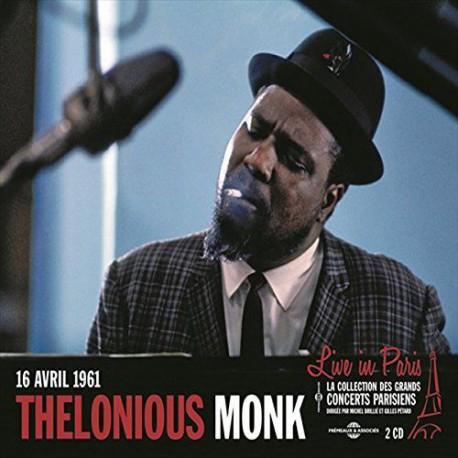 Live in Paris 16 Avril 1961