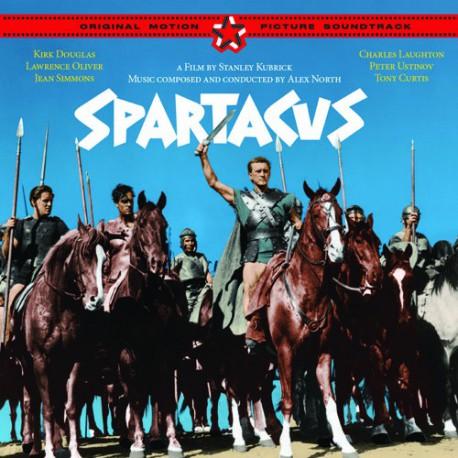 Spartacus (Original Soundtrack)