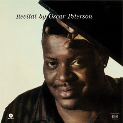 Recital by Oscar Peterson
