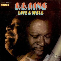 Live and Well - Gatefold Cover