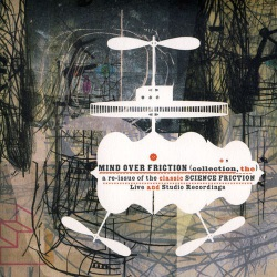 Berne/Ducret/Taborn/Rainey: Mind Over Friction