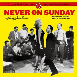 Never on Sunday Original Soundtrack