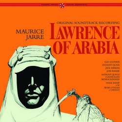 Lawrence of Arabia OST (Gatefold Edition)
