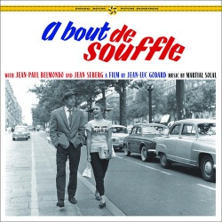 A Bout de Souffle Original Soundtrack (Gatefold)