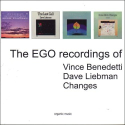 The Ego Recs. V. Benedetti, D. Liebman, Changes