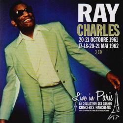 Live in paris 1961 - 1962