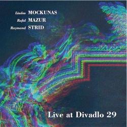 Mockunas / Mazur / Strid Live in Divadlo