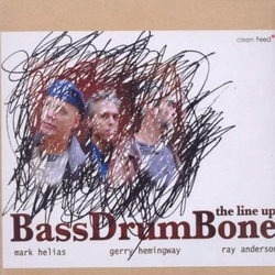 The Line Up-Bassdrumbone