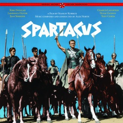 Spartacus Original Soundtrack (Gatefold Edition)