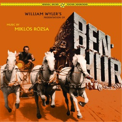 Ben-Hur Original Soundtrack (Gatefold Edition)