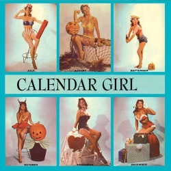 Calendar Girl (Mini LP Gatefold Replica)