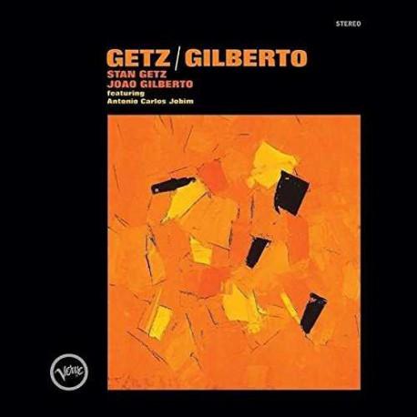 Getz/Gilberto (Back to Black 180 Gram Reissue)