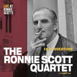 "The Ronnie Scott Quartet: 1612 Overture (10"" Ep)"