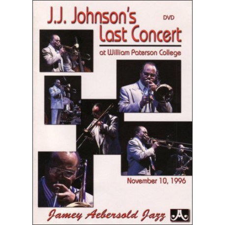J.J. Johnson`S Last Concert. Nov. 10, 1996