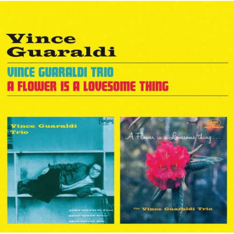 V. Guaraldi Trio + A Flower Is a Lovesome Thing