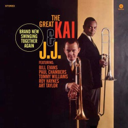 The Great Kai and J.J. 180 Gram + 1 Bonus Track